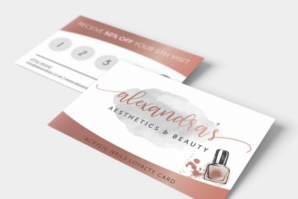 Alexandra's Logo Design
