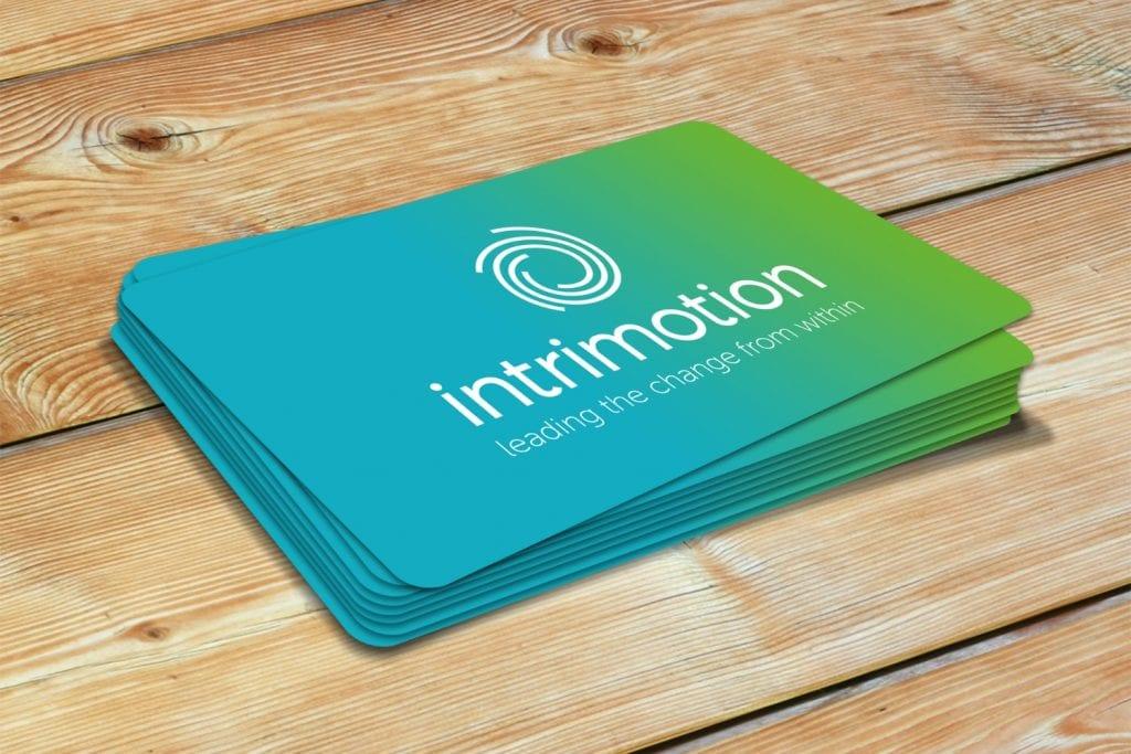 Intrimotion Logo Design