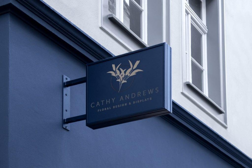 Cathy Andrews Logo Design