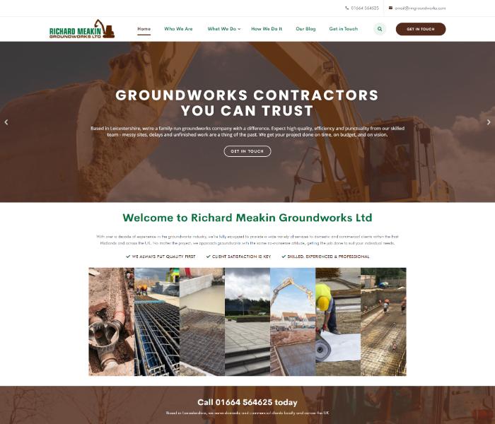 RM Groundworks