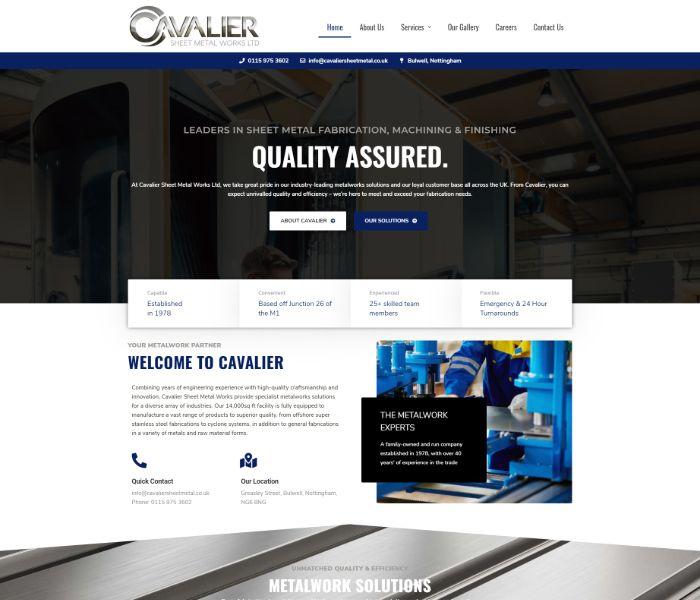Cavalier Sheet Metal