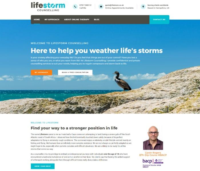 Lifestorm Counselling