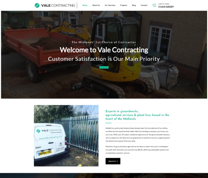 Vale Contracting