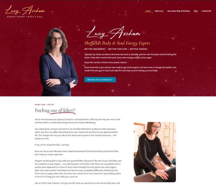 Lucy Ascham