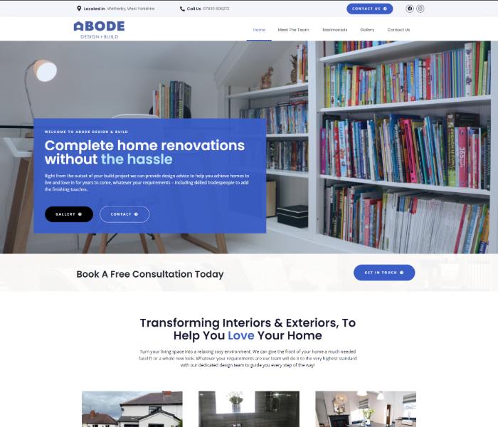 Abode Design & Build