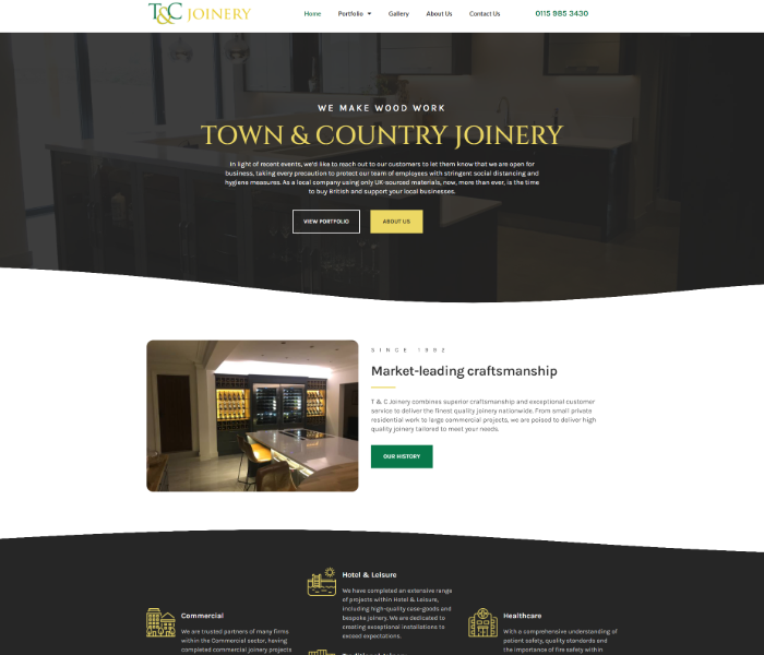 T&C Joinery
