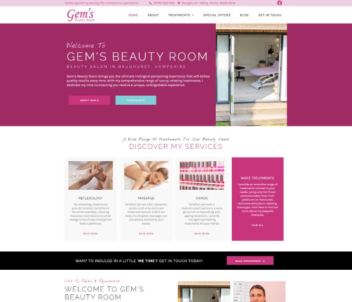 Gem's Beauty Room